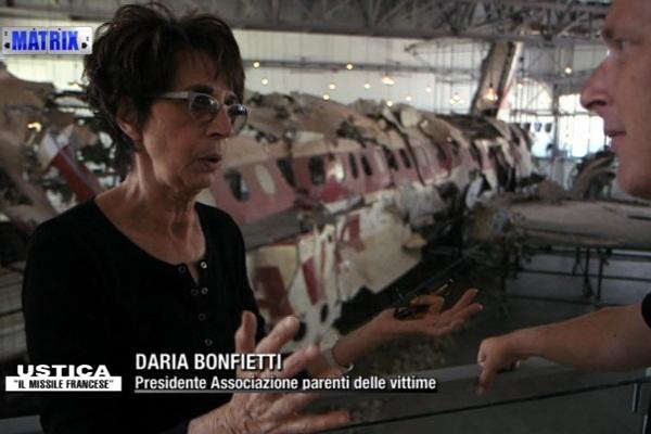 Ustica, a Matrix il documentario choc sul missile francese