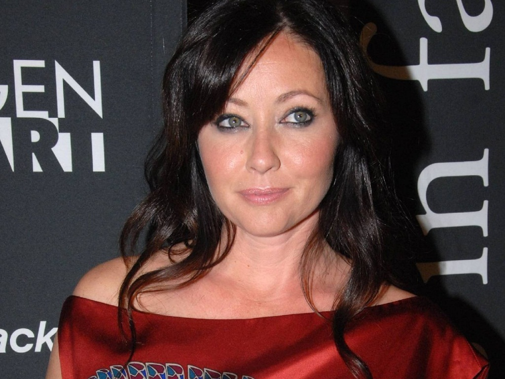 Shannen Doherty dramma in tv ho un cancro al seno non so quanto tempo mi rimane