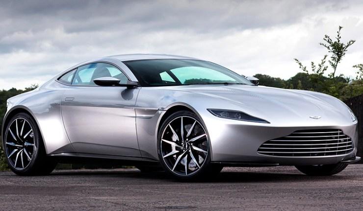 L'Aston Martin di James Bond acquistata ad un'asta per 3,3 milioni di euro
