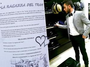 Appello-a-Milano-cerco-la-ragazza-del-tram-,volantini-e-pagina-Facebook per ritrovarla
