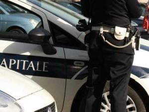 Roma-terribile-incidente-tra-tre-auto-e-un-bus-un-morto-e-tre-feriti