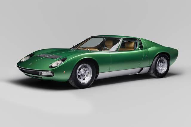 Lamborghini Miura Sv, torna dopo 50 anni il prototipo da sogno
