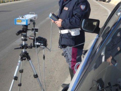 Bari statale 16 a Torre a Mare l'autovelox miete vittime ogni giorno, multe salatissime