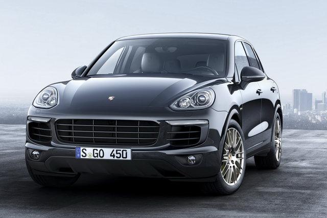 Porsche Cayenne ecco la bellissima Platinum Edition, prezzi e colori