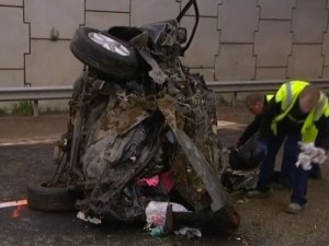 Francia, papà alla guida ha un colpo di sonno, e fa strage della sua famiglia