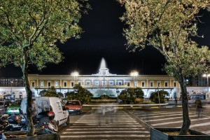 Bari rissa presso la stazione centrale arrestato un ladro somalo