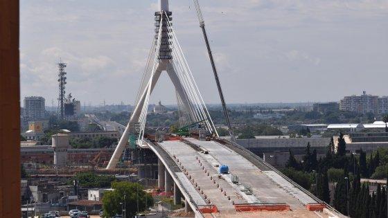 Bari, il ponte sospeso più lungo del Sud Italia è quasi realtà, sarà il simbolo della città