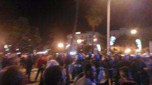 Bari festa di San Nicola sono due i feriti dopo gli scontri di ieri sera tra polizia e ambulanti