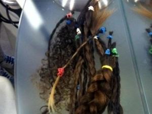 Altamura, alunne delle medie donano i capelli alle donne malate di cancro