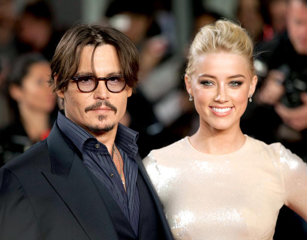 Amber Head e Jonny Depp ai titoli di coda, lui la picchiava mostrata foto con un occhio livido
