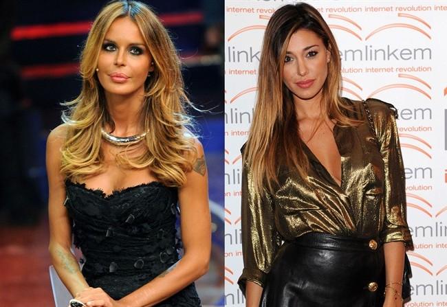 E' guerra tra Nina Moric e Belen, la modella croata rivela mi ha querelato perché le ho detto che assomiglia ad un trans