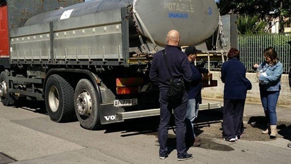 Emergenza acqua a Casamassima i disagi continueranno ancora per altri 5 giorni