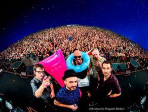 Incidente a tastierista Subsonica niente concerto di Taranto del primo maggio