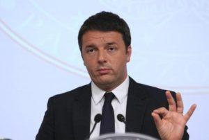 Renzi si scorda di pagare una multa e Equitalia gli notifica cartella di 2mila euro