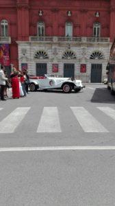 Bari, festeggia la prima comunione a bordo della macchina di Lupen