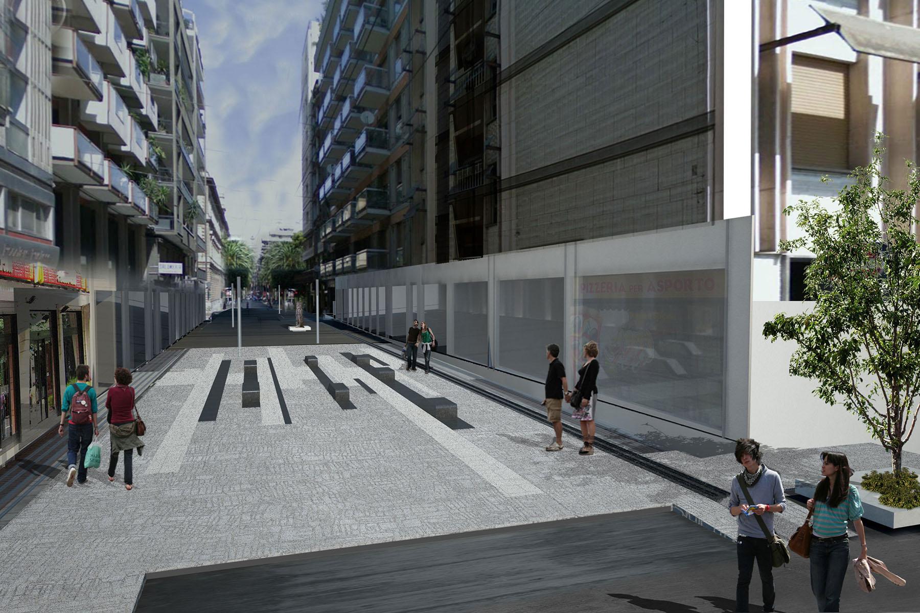 Bari entro l'autunno inizierà il restyling di Via Sparano, sei salotti a tema ecco come sarà