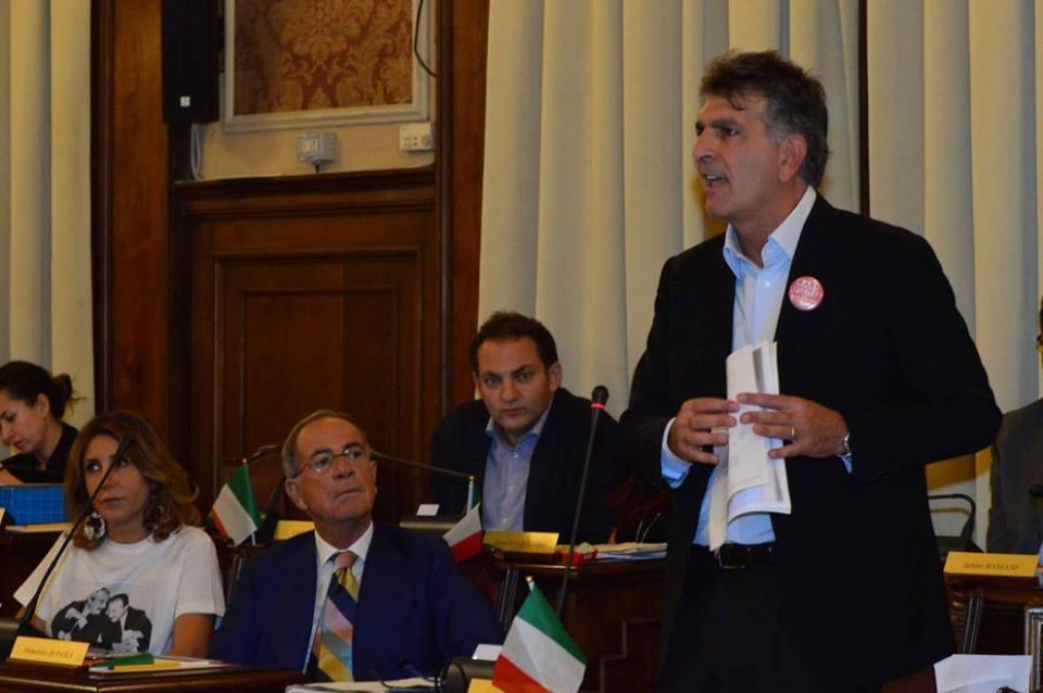 """Bari, Giuseppe Carrieri su edilizia giudiziaria """"mi batterò affinchè i nostri figli possano vedere realizzato un decoroso e moderno luogo dove si amministra la giustizia!"""""""