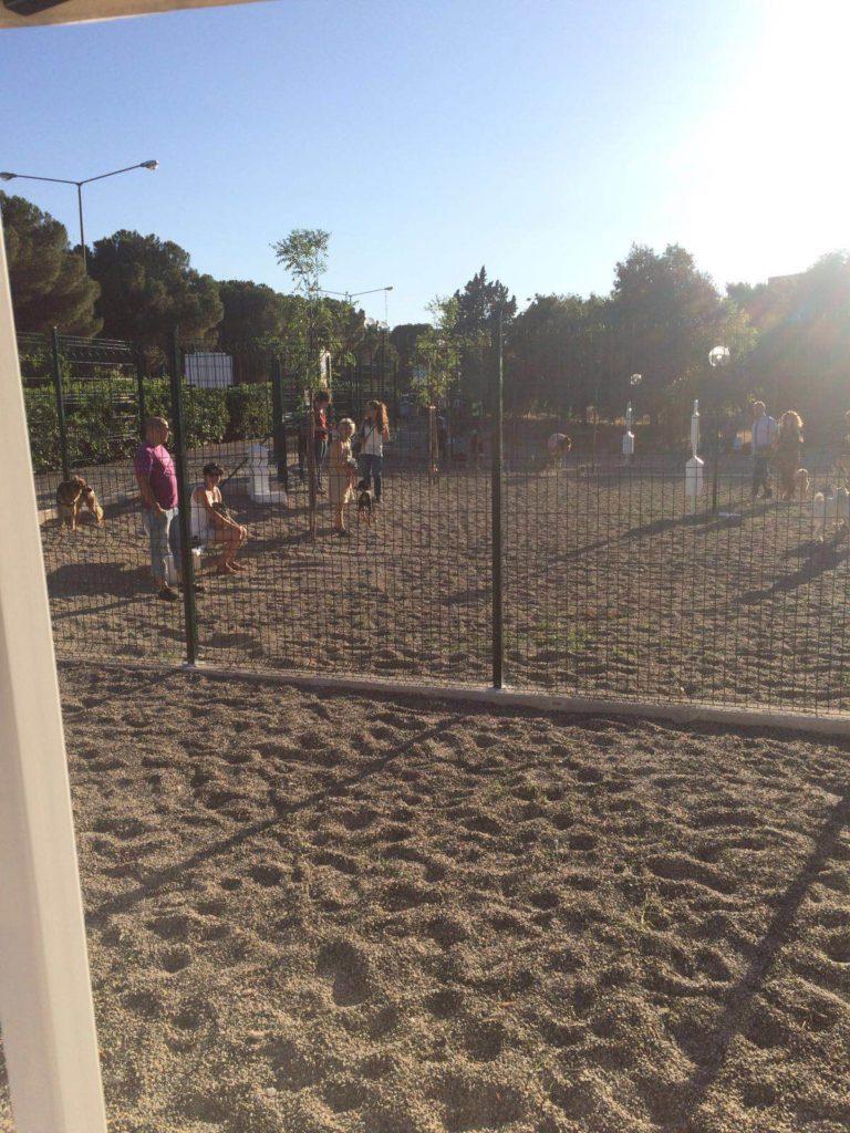 29-06-16 inaugurazione area per cani in viale madre teresa di calcutta 2