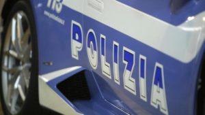 Bari folle inseguimento della polizia a pregiudicato che aveva rapinato e minacciato di morte la sua ex compagna