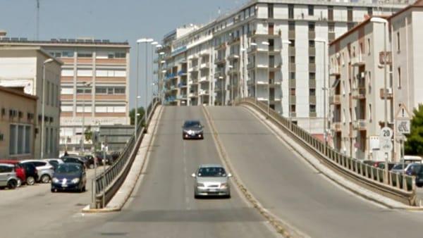 Bari, ponte di Via Di Vagno chiuso per lavori dal prossimo 13 giugno, info su modifiche percorsi linee Amtab