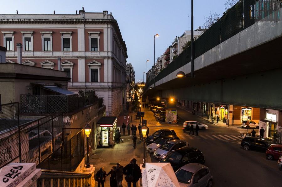 Bari, rivoluzione del traffico caos per ponte di Japigia,  possibile doppio senso di circolazione per autobus sul ponte di Corso Cavour