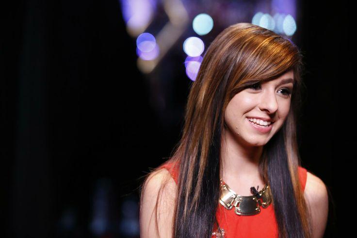 Christina Grimmie giovane cantate di origini italiane uccisa da un folle ad Orlando durante un concerto
