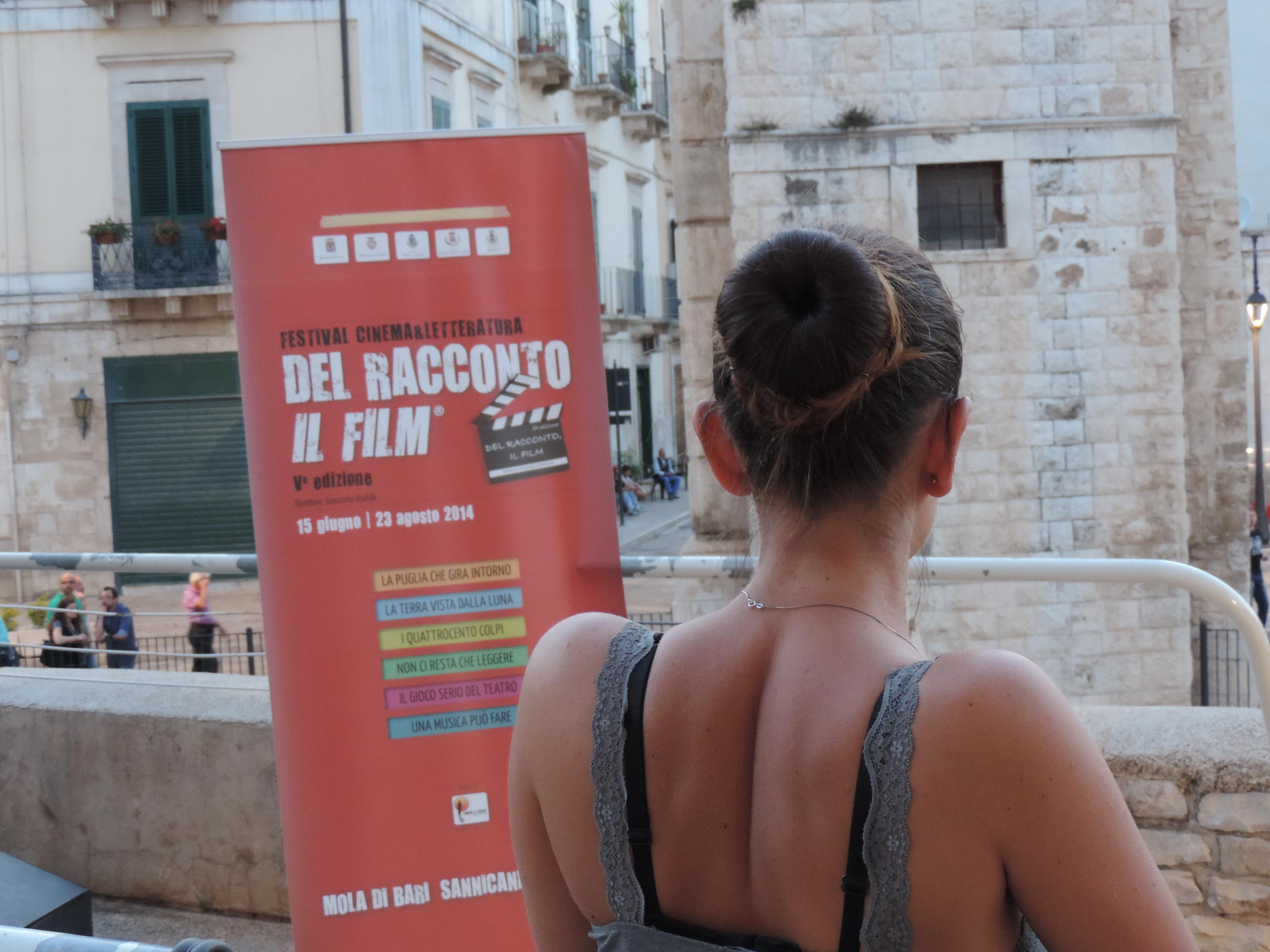 Bari, stasera tutti al Festival di Cinema e Letteratura a Largo Adua