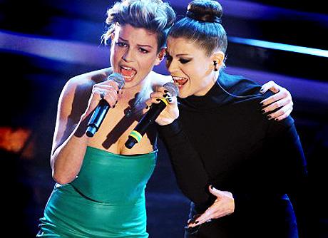 Emma abbandona Amici il talent  show di Maria De Filippi, al suo posto Alessandra Amoroso?