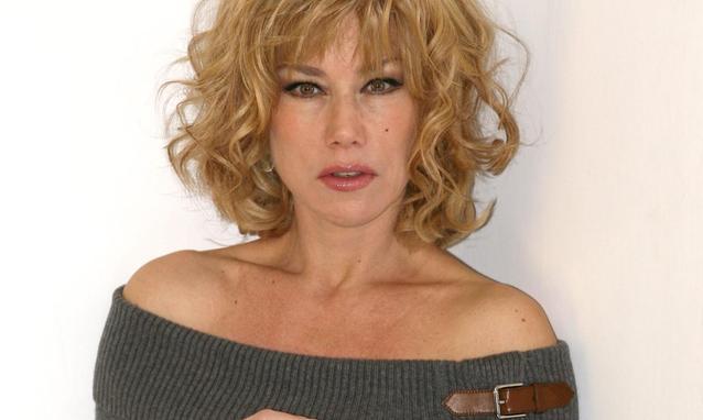 Incidente domestico per Nancy Brilli ha rischiato di perdere un occhio