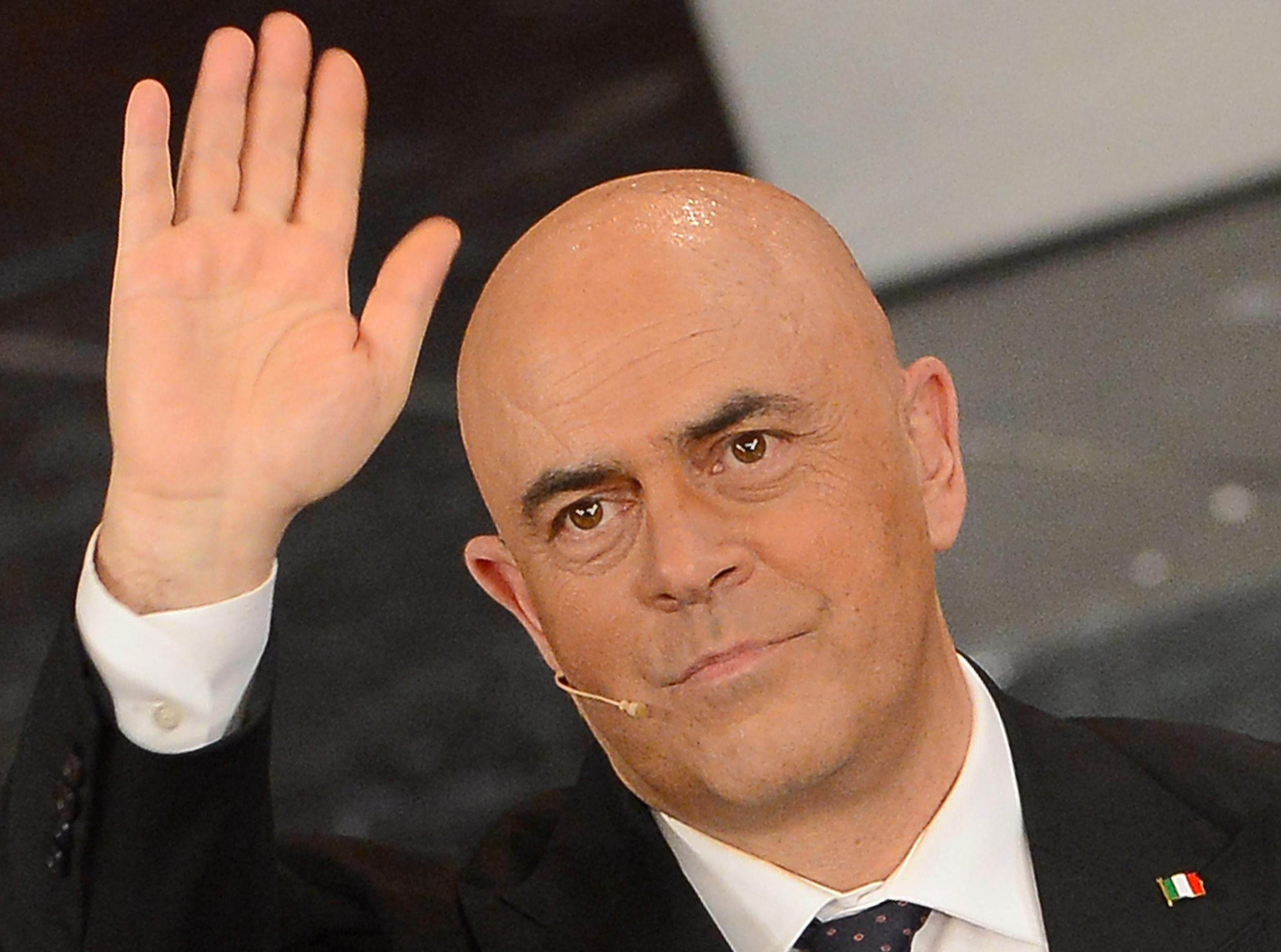 Maurizio Crozza star di Discovery