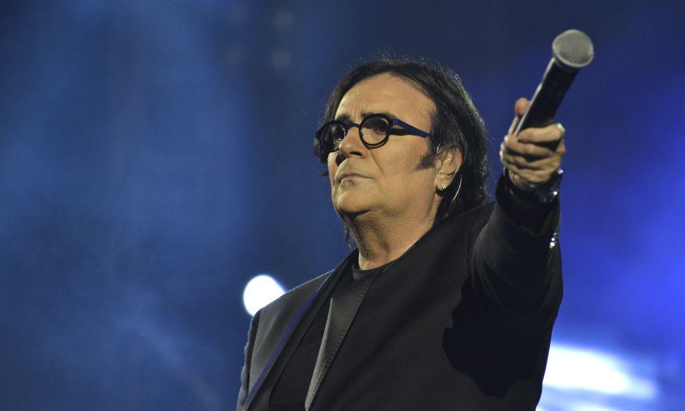 Renato Zero all'Arena di Verona un duetto indimenticabile con Francesco Renga