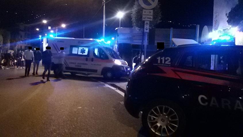 Terribile incidente sulla Monopoli - Castellana. Colpo di sonno, 4 ragazzi feriti.