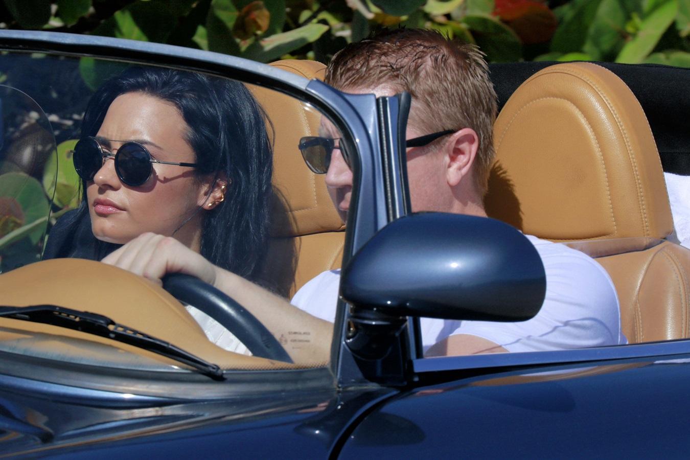 Demi Lovato e Wilmer Valderrama la loro storia  d'amore è finita, ecco l'annuncio