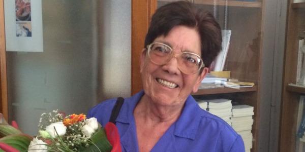 Lecce, nonna da record. Si laurea a 84 anni in Filosofia
