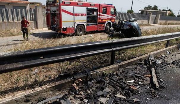 Castellaneta, nuovi aggiornamenti su terribile incidente che ha provocato la morte di 5 ragazzi di Altamura e di un operaio dell'Ilva