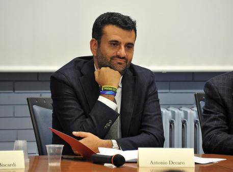 Il sindaco di Bari, Antonio Decaro