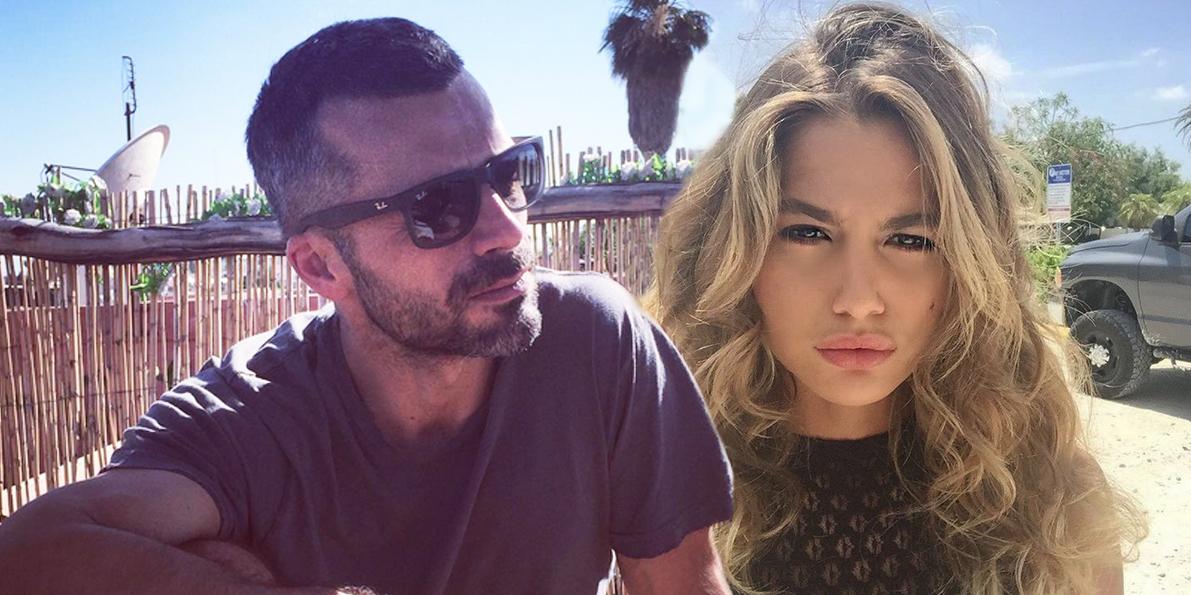 Luca Argentero, un'estate bollente con la nuova fidanzata