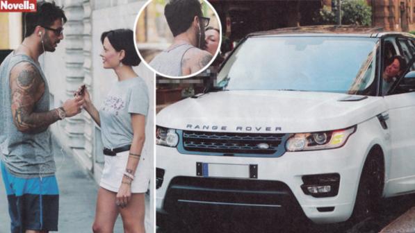 Fabrizio Corona a Silvia Provvedi regala un'auto da mille e una notte, lo stesso modello che aveva già regalo a Belen e Nina Moric