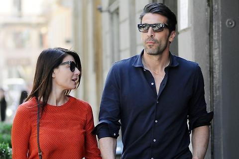 Ilaria D'Amico rivela, mai visto Gigi Buffon così giù dopo una sconfitta