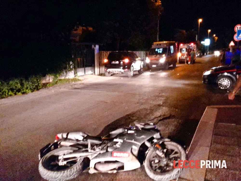 Tragedia a Lecce, a bordo della moto investe un uomo e lo uccide, arrestato uomo di 34 anni