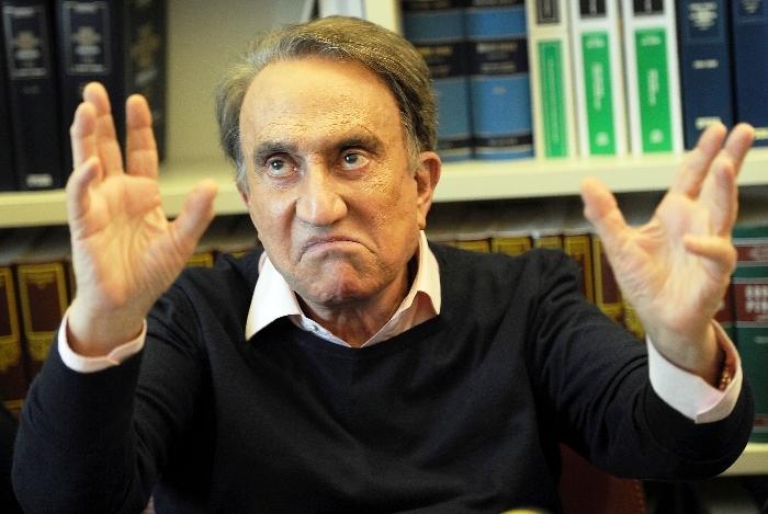 Emilio Fede dichiarazione choc, con 8mila euro di pensione non arrivo a fine mese