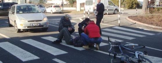 Milano, alla guida accecato dal solo travolge un collega di lavoro che perde la vita