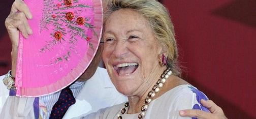 Si è spenta la signora dello stile, Marta Marzotto. Aveva 85 anni