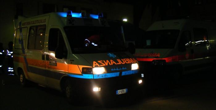 Andria ex provinciale 231, tragico incidente stradale, un morto