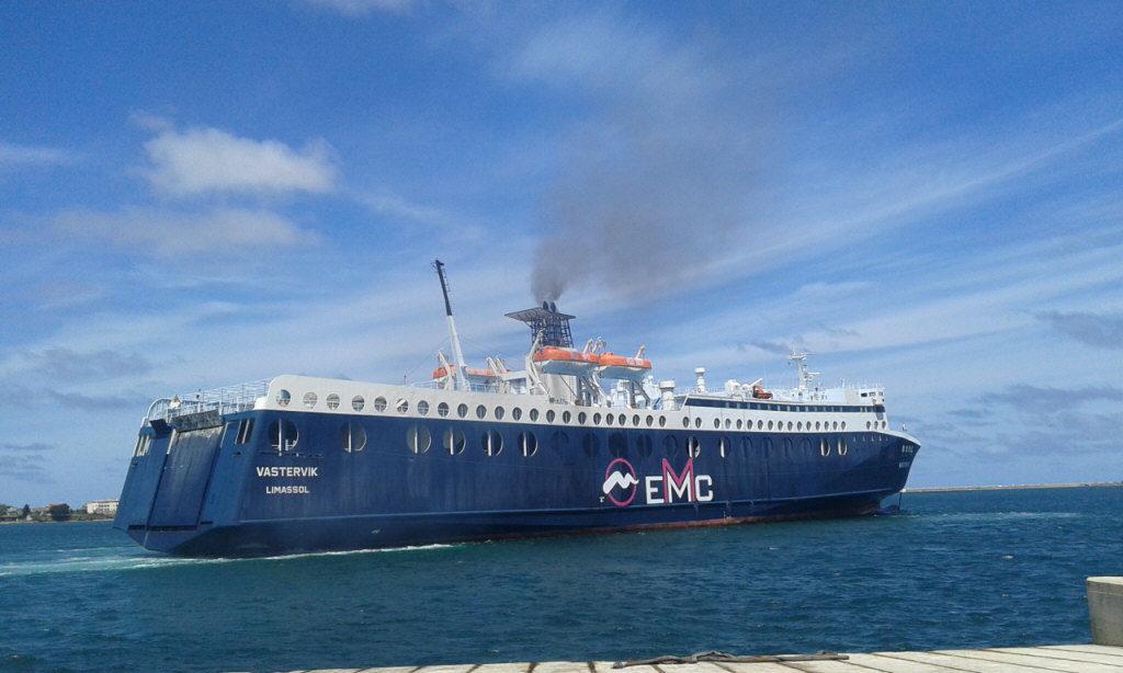 Traghetto bloccato a Corfù, a bordo c'è anche Flavia Pennetta