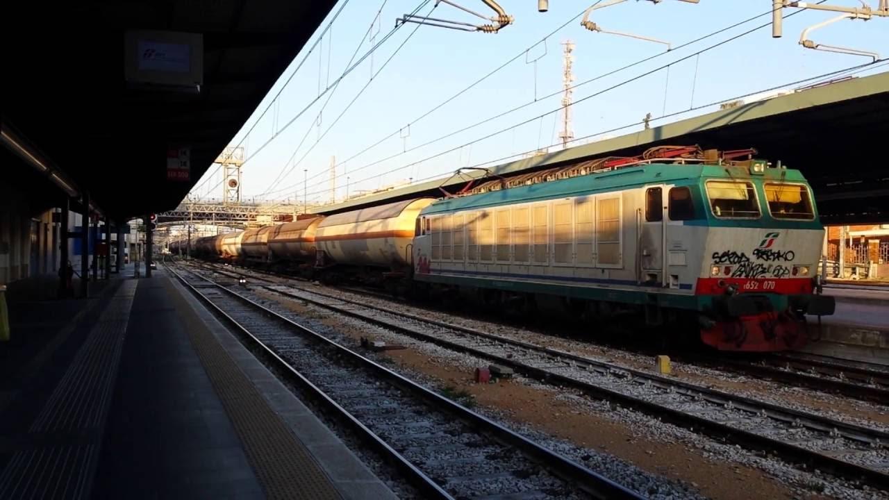Dramma a Lecce treno proveniente da Bari travolge è uccide un uomo di 74 anni