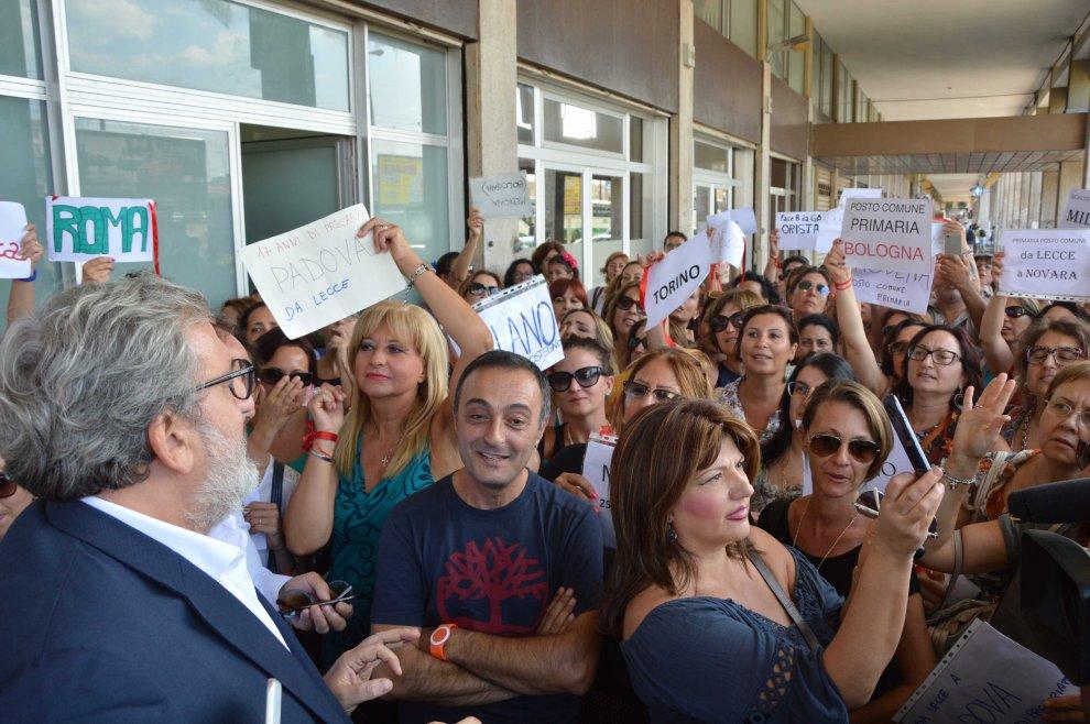 La rivolta dei prof, anche Bari non ci sta ai trasferimenti
