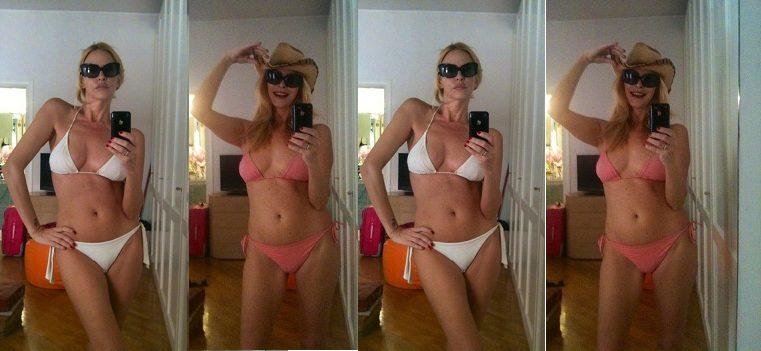 Stefania Orlando posta una foto in costume, il web la critica lei risponde così