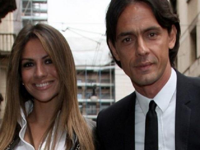 Pippo Inzaghi e Alessia Ventura tornano insieme e vanno a convivere