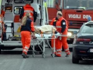 Tragedia a Bari: sinistro sulla provinciale, un morto carbonizzato e feriti gravissimi